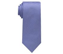 Krawatte Flieder Strukturiert