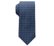 Krawatte Blau/hellblau Strukturiert
