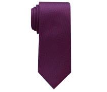 Krawatte Hochrot Strukturiert