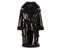 Mantel mit Naplak-Einsätzen