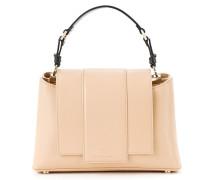 Kleine Handtasche mit abnehmbarer Patte