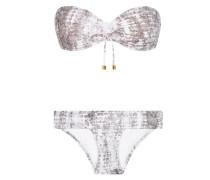 Alhambra Padded Bandeau Bügel Bikini