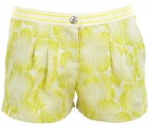 Dolce Vita Shorts mit Jacquardgewebe