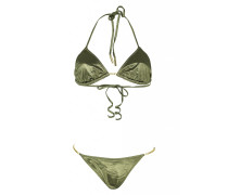 Triangel Bikini Tortola in Olive