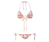 Miami Padded Triangel Bikini Ikat