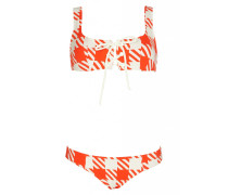 Isabella Bikini in orange