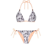 Mozambique Padded Wende-Triangel Bikini