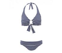 Brussels Bügel Bikini mit Streifen