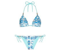 Greater Palm Springs Padded Wende-Triangel-Bikini