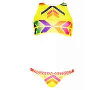 Navajo Bikini in gelb