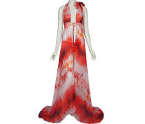 Neckholder Maxi Dress