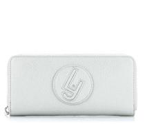 Portemonnaie mit Logodetail