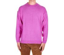 Sweater aus Kaschmir und Seide