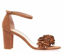 "Sandaletten ""Nearlynude Flower"""