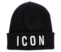 """Beanie mit """"ICON""""-Logo"""