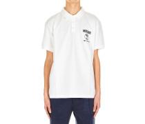 Polo T-Shirt mit Logodruck