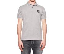 T-Shirt mit Polokragen