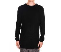 Sweater mit Samt-Finish