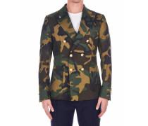 Camouflage Blazer