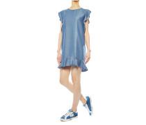 Minikleid in Denim