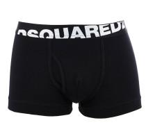 Boxer Shorts mit Logodruck