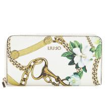 Brieftasche mit Musterdetails