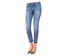Jeans mit Strass-Detail