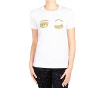 """T-shirt """"Gold flirting"""""""