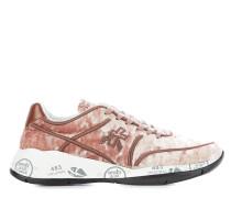 "Sneakers ""Liu"" aus Samt"