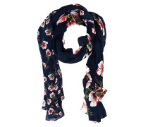 Floraler Schal