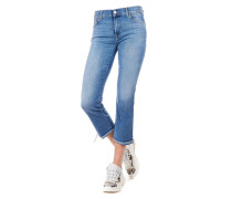"Jeans ""cropped boot"""