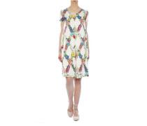 Kleid aus Seidengemisch