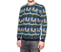 Pullover mit Musterung
