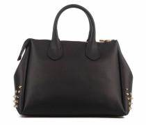 Handtasche mit Nietendetail