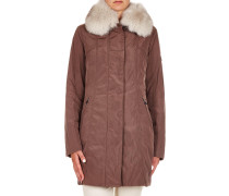 "Daunenmantel ""Metropolitan GB Fur"""