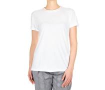 T-Shirt mit Brosche