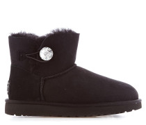 """Ankle Boots """"Mini Bailey Button"""""""