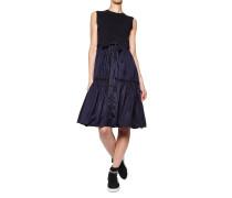 Kleid aus Trikot und Nylon