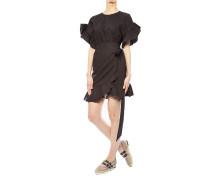 Kleid mit Maxi-Rüschen