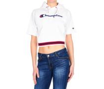 Cropped Sweat-T-Shirt