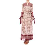 Maxi Ethno-Kleid