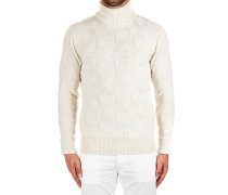 Rollkragen-Sweater