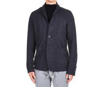Jacke aus Schurwolle