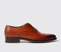 Giove cognac hand-finished