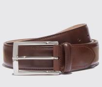 Cintura Marrone Classica