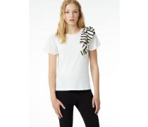 T-Shirt 'Il giardino d'inverno'