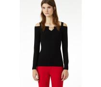 Pullover 'Black shine'