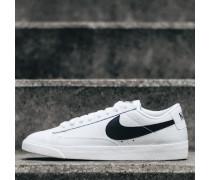 Nike Wmns Blazer Low Premium - White / Black - White - Sail