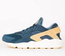 premium selection 96433 48dc1 Nike Air Huarache Run SE - Armory Navy  Gum Yellow - Blue Fox