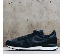 Nike Internationalist SE - Black / Black - Sail